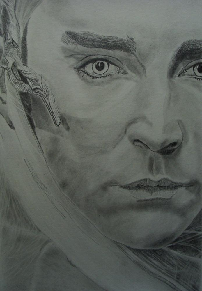 Lee Pace by ajaks